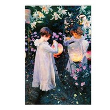 NC Sargent Lily Postcards (Package of 8)
