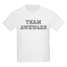 Team AWKWARD Kids T-Shirt