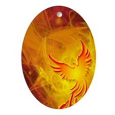 ipod2phoenix Oval Ornament