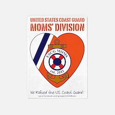 USCG MOMS V2 Approved 5'x7'Area Rug
