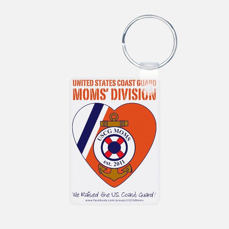 USCG MOMS V2 Approved Keychains