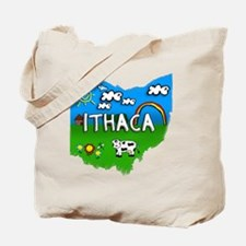 Ithaca Tote Bag