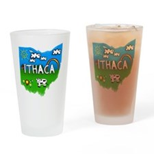 Ithaca Drinking Glass