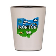 Ironton Shot Glass