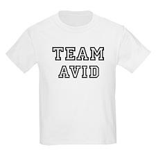 Team AVID Kids T-Shirt