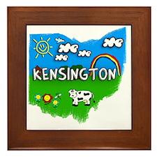 Kensington Framed Tile