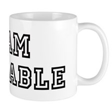 Team AVAILABLE Mug