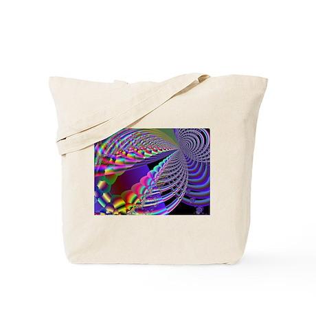FractalMaggic Tote Bag