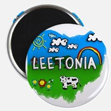 Leetonia Magnet