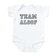 Team ALOOF Infant Bodysuit
