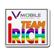 Vmobile Team i-rich Mousepad