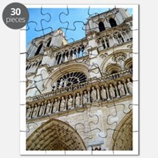 Notre Dame Puzzle