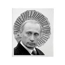 President Putin Throw Blanket