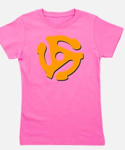 45 spindle Girl's Tee