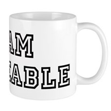Team AGREEABLE Mug