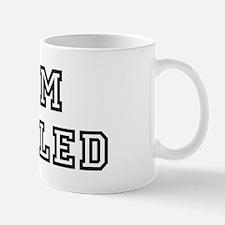 CRIPPLED is my lucky charm Mug