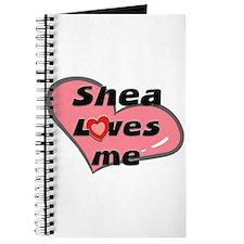 shea loves me Journal