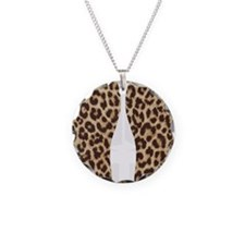 leopardflipflops Necklace