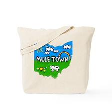 Mule Town Tote Bag