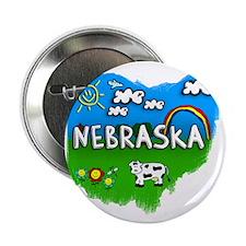 "Nebraska 2.25"" Button"