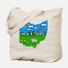 New Athens Tote Bag