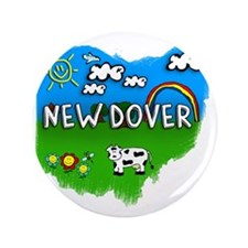 "New Dover 3.5"" Button"
