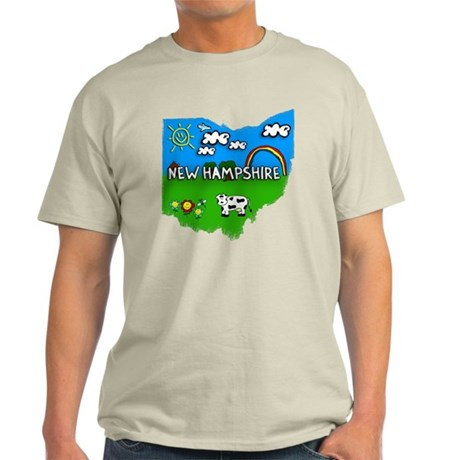 New Hampshire Light T-Shirt