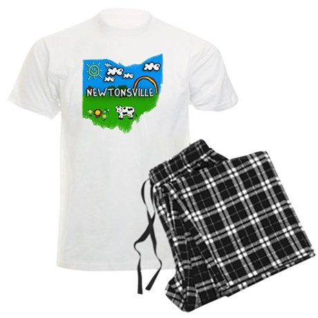 Newtonsville Men's Light Pajamas