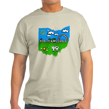 North Kingsville Light T-Shirt