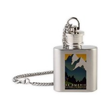 montana3 Flask Necklace