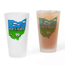 North Perry Drinking Glass