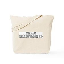 Team BRAINWASHED Tote Bag