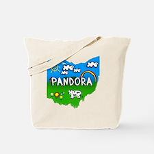 Pandora Tote Bag