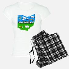 Pennsylvania pajamas