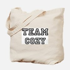 COZY is my lucky charm Tote Bag