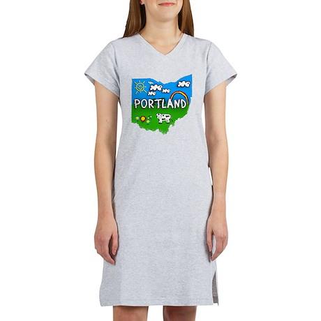 Portland Women's Nightshirt