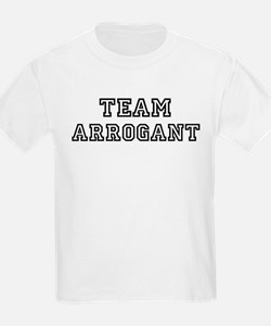 Team ARROGANT Kids T-Shirt