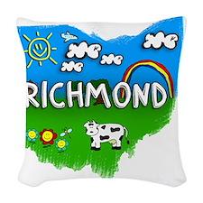 Richmond Woven Throw Pillow
