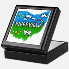 Riverview Keepsake Box