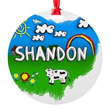 Shandon Ornament