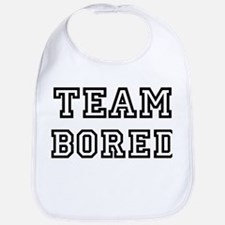 Team BORED Bib