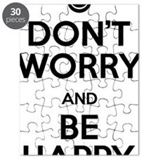 Dont Worry and Be Happy Puzzle