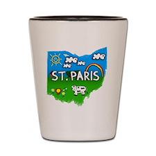 St. Paris Shot Glass
