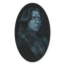 Oscar Wilde Decal