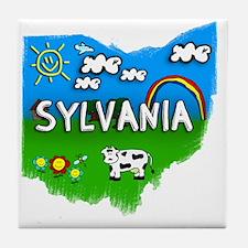 Sylvania Tile Coaster