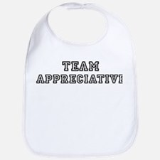 Team APPRECIATIVE Bib