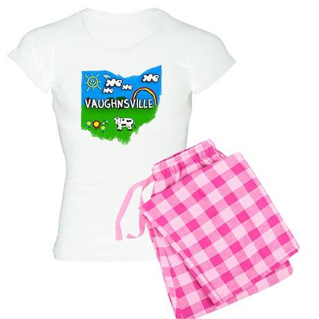 Vaughnsville Women's Light Pajamas