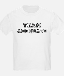Team ADEQUATE Kids T-Shirt