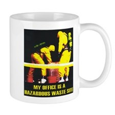final 2 Bs with drums haz waste Mugs