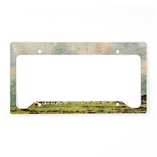 fhsticker License Plate Holder